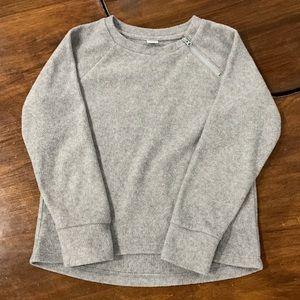 Old Navy Micro-Fleece Sweatshirt